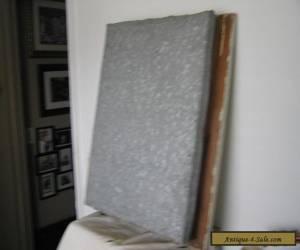 Item Vintage Wood And Metal Medicine Cabinet    for Sale