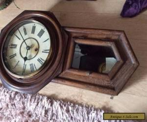 Wall clock, for spares or repair for Sale