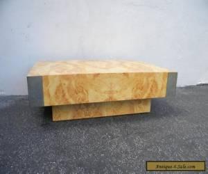 Vintage Mid-Century Modern Laminate Coffee Table 4052 for Sale