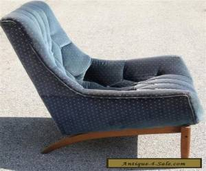 Mid Century Vintage Adrian Pearsall Style Lounge Chair * AS IS for Sale