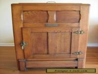 Oak Ice Chest, Grace Bros. Sydney