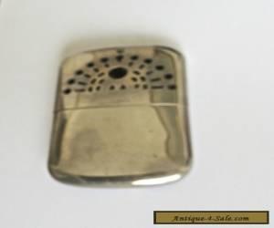 Antique, Old Japanese SIGNED Pocket Heater Made in Japan. for Sale