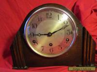 Vintage FHS Westminster Chiming Mantel Clock.