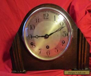 Vintage FHS Westminster Chiming Mantel Clock. for Sale