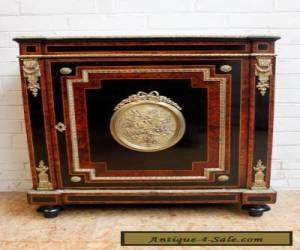 French Chest with Bronze Accents,Napoleon Best Quality Cabinet, Antique 19th C for Sale