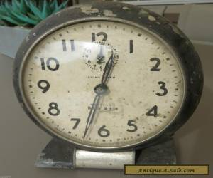 VINTAGE 1930's - WESTCLOX BIG BEN - WIND UP CHIME ALARM CLOCK - NOT WORKING for Sale