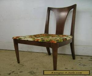 VTG Mid Century  Broyhill Brasilia Style Walnut Dining Side Chair 3 AVAILABLE for Sale