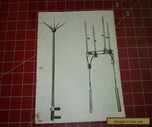 Antique Lightning Rod Original Salesman Sample Pic (B) for Sale
