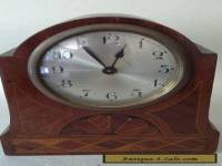 Wooden Mantle Clock