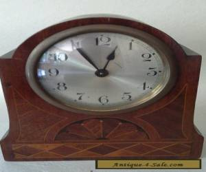 Wooden Mantle Clock for Sale