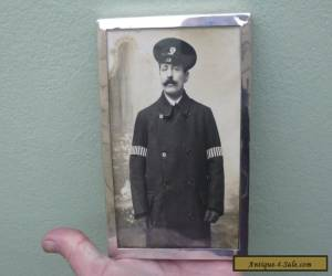 An Antique Silver Photograph Frame 1917 for Sale