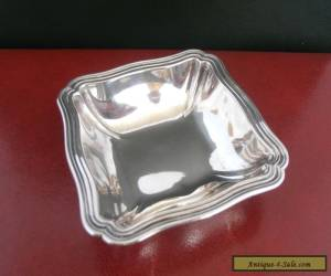 STYLISH ANTIQUE / VINTAGE SOLID SILVER BOWL for Sale