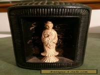 Beautiful Antique Chinese figure bookend