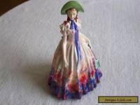 Royal Doulton China Easter Day Lady Figurine HN 2039