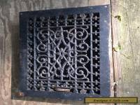 Old Heating Grate