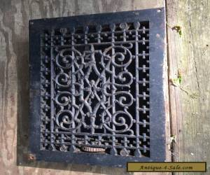Old Heating Grate for Sale