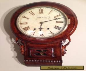antique wall clock for Sale