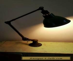 Vintage reclaimed Dugdills Lamp for Sale