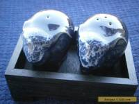 Vintage salt & pepper shakers in Elephant shape. - 99 cent start