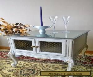 Side End Cabinet Table French Provincial VINTAGE Weiman Heirloom Furniture  for Sale