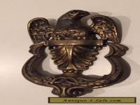 VIntage Brass Eagle Door Knocker - 1244 EMIC