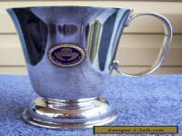 COLLECTOR 'EMPRESS OF AUSTRALIA' SILVER-PLATED CUP