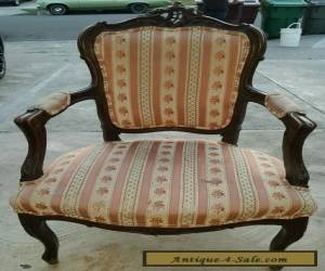 19th century French style chair for Sale