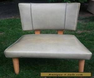 Mid Century Modern Vintage viking chair ORIGINAL condition for Sale