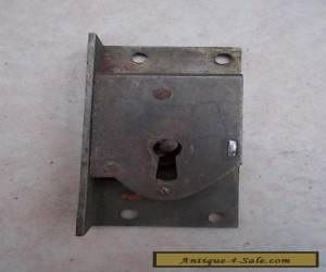 Antique Brass Cupboard Lock for Sale