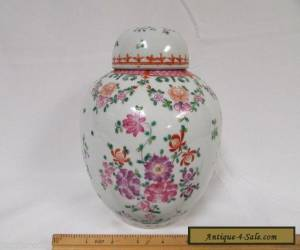Large Chinese Republic Period Ginger Jar Early 20th Century  for Sale
