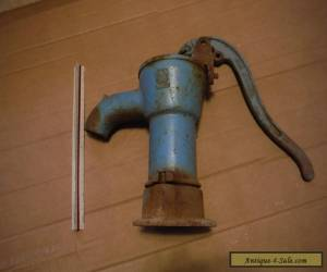 hand water pump for Sale