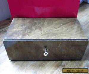 vintage box 1936 by C.W.S RADCLIFFE for Sale