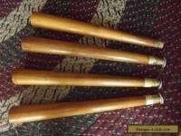4-Mid-century modern table legs