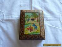 Pretty Wooden Oriental - Chinese? Box