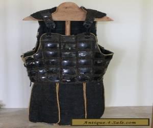 Samurai Ashigaru plate and mail armor Tatami-do dou Edo original for Sale