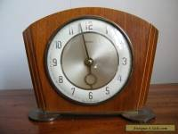 Vintage Clock Bentima made in Great Britain