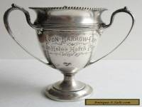 Antique Golf Trophy Gorham Sterling Silver Lyon-Barrow Cup