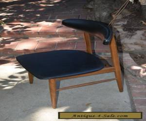 BAUMRITTER Mid-Century Danish Modern Dining Chair - Wonderful Eames Era for Sale