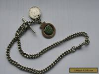 Silver Pocket Watch Chain
