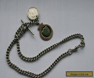 Silver Pocket Watch Chain for Sale