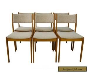 Findahl Teak Dining Chairs Danish Mid Century Modern for Sale