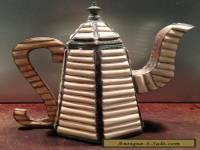 VINTAGE COPPER COFFEE POT.