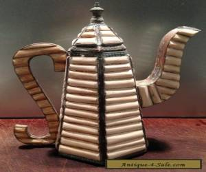 VINTAGE COPPER COFFEE POT. for Sale