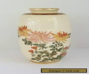 Miniature Satsuma Vase for Sale