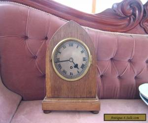 Antique English Fusee Clock, Time Side for Sale