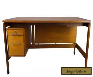 Hvidt Executive Desk Danish Mid Century Modern for Sale