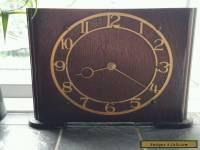 Vintage old ww2 clock smiths