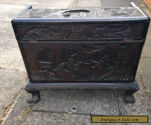 antique chinese drinks cabinet for Sale
