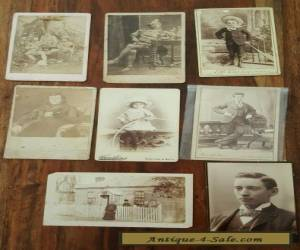 19th Century and Early 20th Century Antique Photos for Sale
