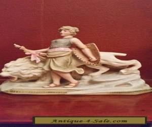 Vintage Diana and the Lion from V.O.C era for Sale